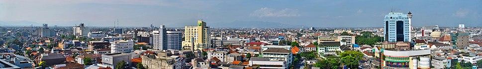 Central Bandung banner