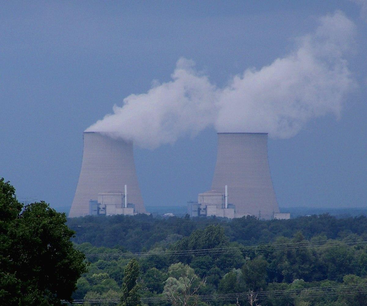 АЭС Бельвиль — Википедия