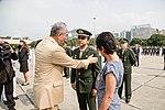 Cerimônia da Imposição da Medalha da Vitória e comemoração do Dia da Vitória, no Monumento Nacional aos Mortos da 2ª Guerra Mundial (26825645132).jpg