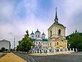 Cerkiew Opieki Matki Bożej w Kijowie (Padół).jpg