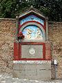 Cesena, tabernacolo vicino alla rocca.JPG