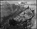 CfO0164 museum no. C55000 1 Osebergskipet utgravning (Oseberg ship excavation 1904. Photo Olaf Væring, Kulturhistorisk museum UiO Oslo, Norway. License CC BY-SA 4.0).jpg