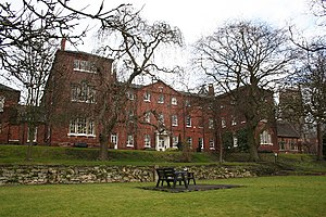 Lincoln Theological College - Image: Chad Varah House geograph.org.uk 126505
