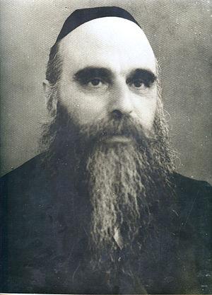 Aryeh Finkel - Rabbi Chaim Zev Finkel, father of Aryeh Finkel
