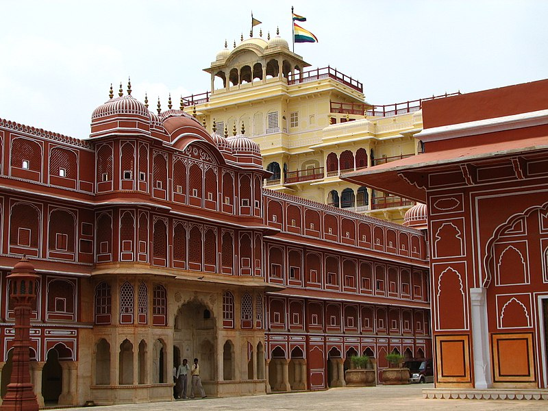 File:Chandra Mahal, Jaipur, Rajasthan (India).jpg
