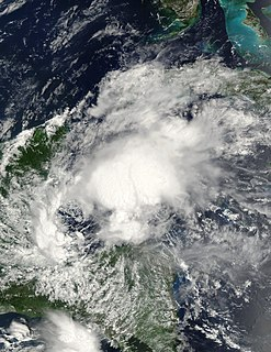 Tropical Storm Chantal (2001) Atlantic tropical storm in 2001