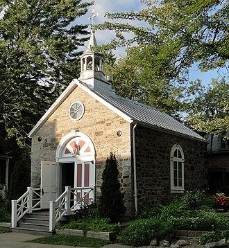 Varennes, Quebec - Saint-Joachim Chapel