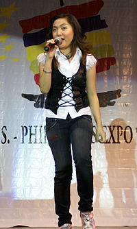 Charice Pempengco, 2008