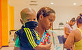 Charity gifts for Children with cancer Foundation Vanessa Isabel. Pediatric Specialty Hospital of Maracaibo 2.jpg
