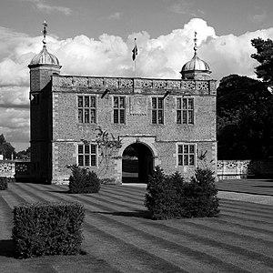 Charlecote Park - Charlecote Gate House 2006