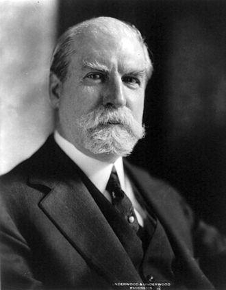 Hughes Court - Chief Justice Charles Evans Hughes