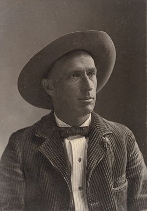 The Land of Sunshine - Charles Fletcher Lummis, editor and most frequent contributor in the history of the magazine