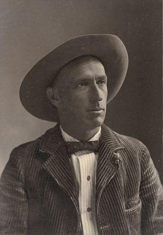 Charles Fletcher Lummis - Charles Fletcher Lummis, 1897
