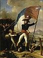 Charles Thévenin - Augereau au pont d'Arcole.jpg