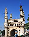 Charminar on a clear day.JPG