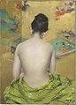 Chase William Merritt Back Of A Nude 1888.jpg