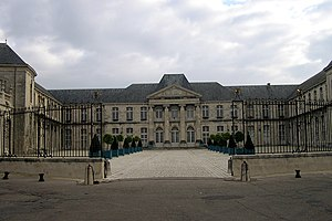 Commercy - The castle