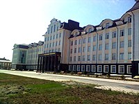 Chechen university 1946.jpg