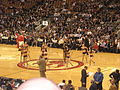 Cheerleaders Cavaliers at Raptors 104-96 Wednesday, April 6, 2011.JPG