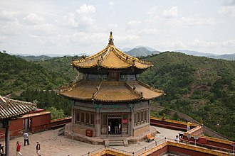 Chinese pavilion - Image: Chengde, China 033