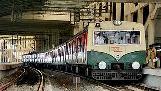 Chennai Suburban Railway