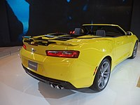 Chevrolet Camaro Sixth Generation Wikipedia