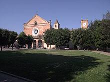 Chiaravalle (Ancona): l'abbazia cistercense