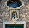 Chiesa delle Capuccine dettaglio facciata Cannaregio Venezia.jpg