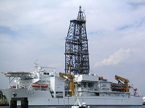 Integrated Ocean Drilling Program - Chikyu