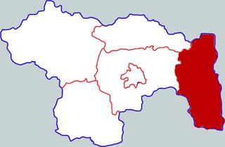 Yanling County, Henan County in Henan, Peoples Republic of China