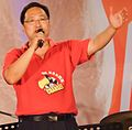Chong Chieng Jen during Malaysian GE 13.jpg