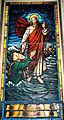 Christ Walking on the Water - Lord, Save Me - (Annunciation Greek Orthodox Cathedral Baltimore).jpg