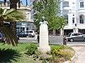 Christian X (1870 - 1947), Square R.Hahn, Cannes, Provence-Alpes-Côte d'Azur, France - panoramio.jpg