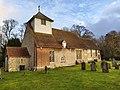 Church at Dummer Hampshire UK South Side.jpg