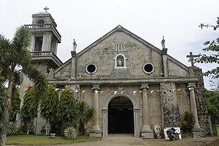 Bobon Municipality in Eastern Visayas, Philippines