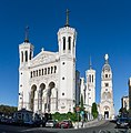 Church of Notre Dame de Fourviere - Lyon, France - panoramio.jpg