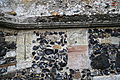 Church of St Mary, Tilty Essex England - chancel wall graffiti 6.jpg