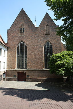Church of immaculate conception kleve