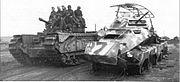 Churchill Mk IV Charkov červenec 1943
