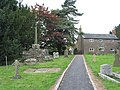 Churchyard Cross, St. David's, Much Dewchurch - geograph.org.uk - 578891.jpg