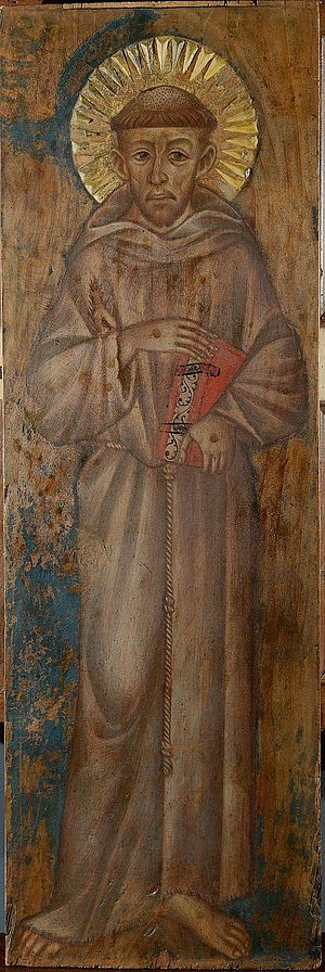 Cimabue - St. Francis of Assisi.