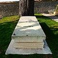Cimetière de la ville-haute, Provins - Grave of Jules-César Savigny 01.jpg