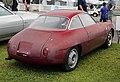 Circa 1961 Alfa Romeo Giulietta SZ coda tonda barnfind, rear.jpg