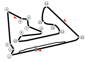 Circuit international de Sakhir
