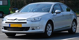 Citroën C5 2008 Front (cropped).jpg