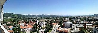Trstenik, Serbia - City of Trstenik