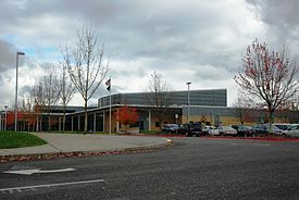 Clackamas High School - Oregon.JPG