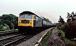 Class 47 Wormleighton Crossing 1976 (29095432502).jpg