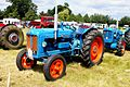 Classic Tractors Fordson Major (2621622382).jpg