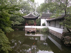 Classical Gardens of Suzhou-111935